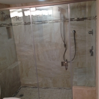 custom glass shower doors miramar beach florida