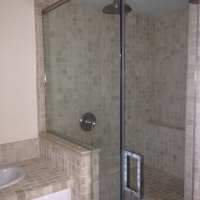 custom glass shower doors sandestin area florida