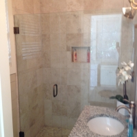 custom glass shower doors south walton florida