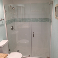 glass shower door and enclosure miramar beach florida
