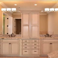 custom bathroom mirror Destin Florida