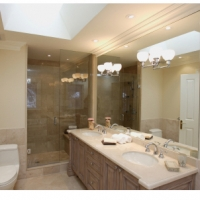 bathroom mirror installation and services Florida
