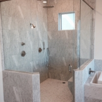 professional glass installation shower door and enclosure