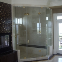 glass shower door and enclosure services