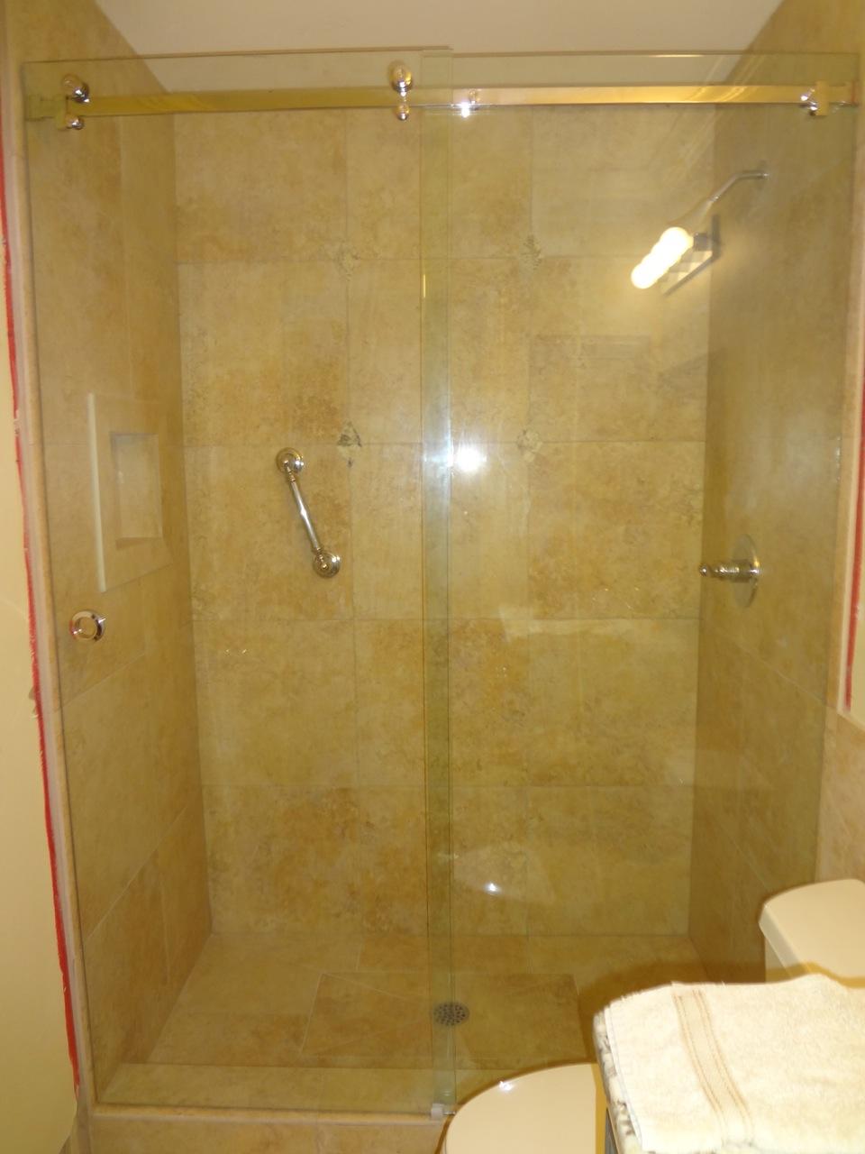 Hydro Slide Shower Enclosures   Guys Glass & Mirror