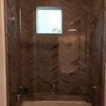 glass bathtub door enclosure in destin, 30A, south walton, sandestin, miramar beach, santa rosa beach