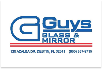 Best Mirror and Glass Company in Destin, South Walton, Sandestin, Santa Rosa Beach, 30A, Miramar Beach, Florida