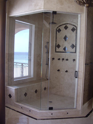 Glass Shower Door Installation and repair in destin, 30A, south walton, sandestin, miramar beach, santa rosa beach